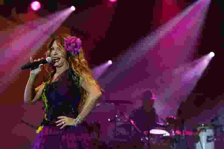 Elba Ramalho em show em homenagem a Luiz Gonzaga, em São Paulo - Fabio Braga/Folha Imagem - Fabio Braga/Folha Imagem