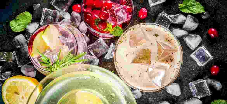 Escolha usa fruta e sua bebida: a mistura pode ganhar sabores que você nem imagina - Getty Images