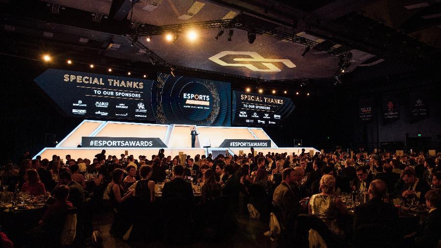 Edição 2020 do eSports Awards; premiação deste ano acontece em novembro - Divulgação/TEA