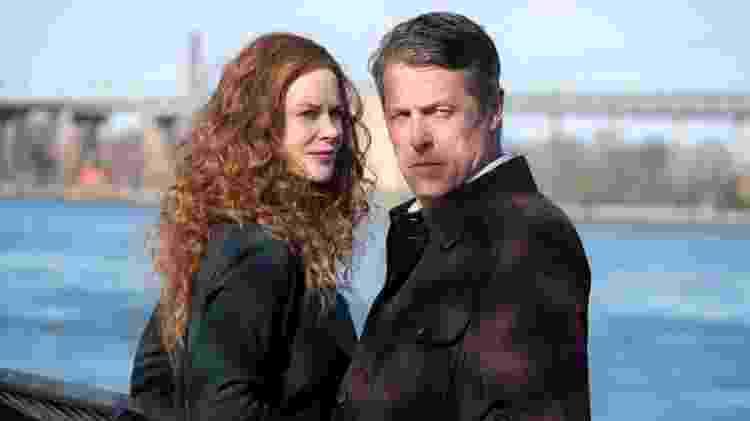 Nicole Kidman e Hugh Grant em cena de 'The Undoing' - Divulgação - Divulgação