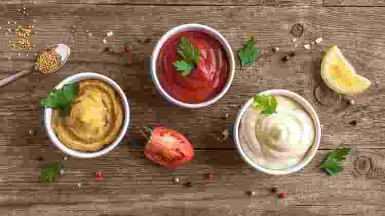 ketchup, mostarda e maionese - iStock - iStock