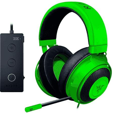 Fone Gaules: Headset Gamer Razer Kraken Tournament - Reprodução/Amazon - Reprodução/Amazon
