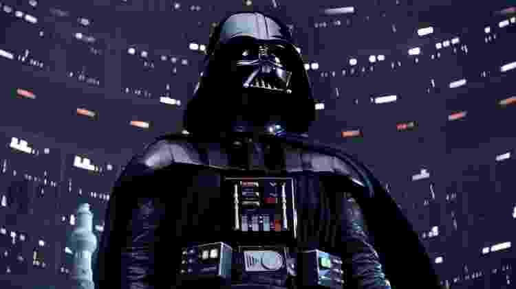 darth vader - reprodução/Lucasfilm - reprodução/Lucasfilm