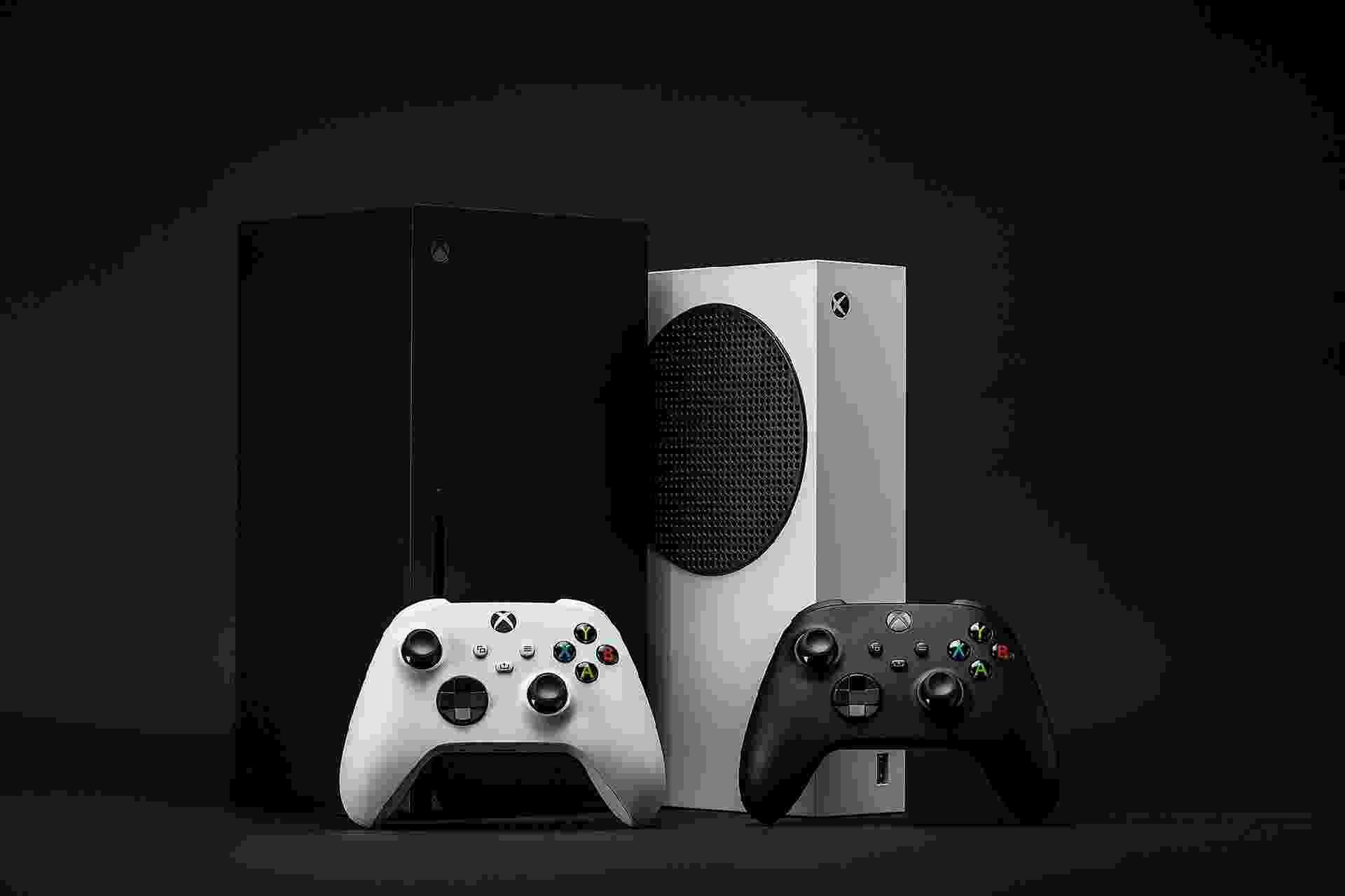 Xbox Series - Mariana Pekin/UOL