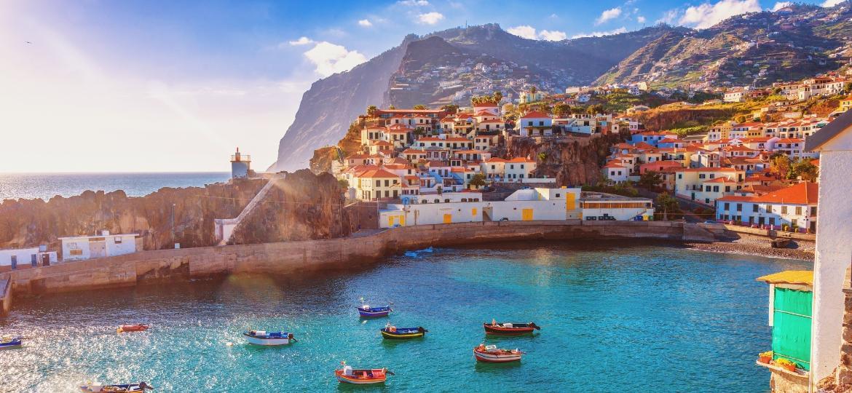 Ilha da Madeira, Portugal - Juergen Sack/Getty Images/iStockphoto