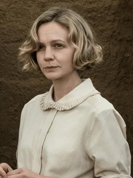 """Carey Mulligan como Edith Pretty em """"A Escavação"""", da Netflix - Reprodução/IMDb"""