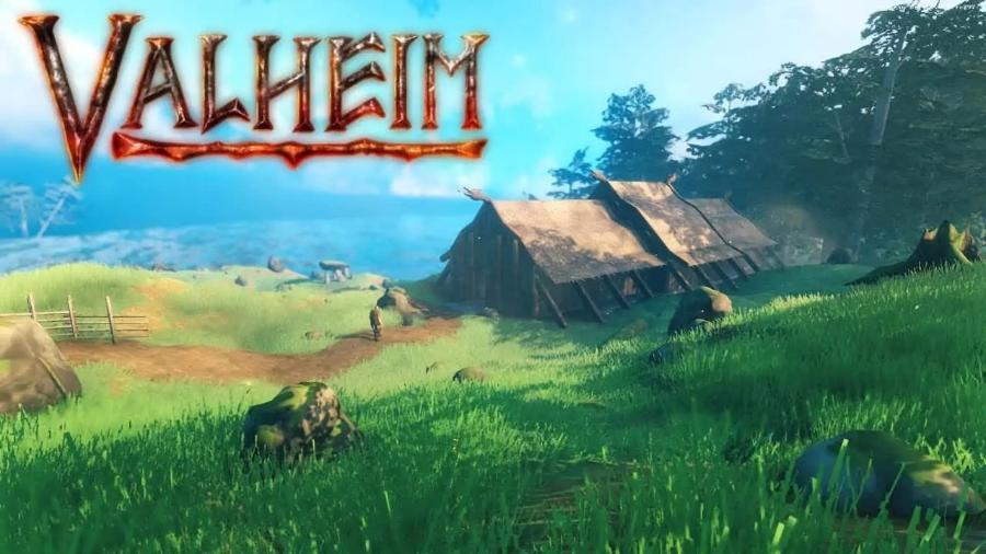 Valheim - Reprodução