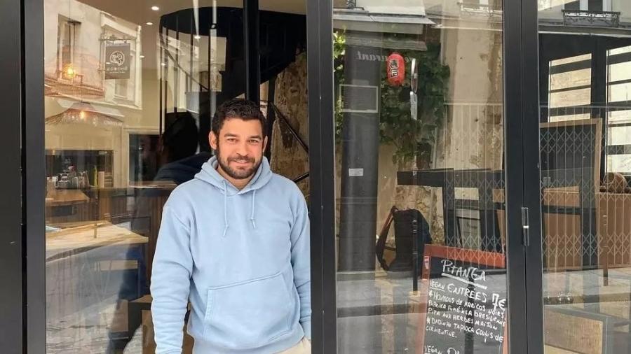 Alexandre Furtado, que fez sucesso com o Bistro Paradis, abriu o Pitanga em plena pandemia e logo teve de fechar as portas - Lúcia Müzell/ RFI
