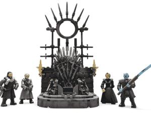 Mega Construx Black Series Game of Thrones - Divulgação - Divulgação
