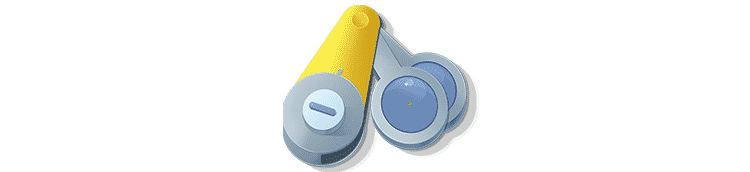 Scope Lens - Reprodução/Nintendo - Reprodução/Nintendo