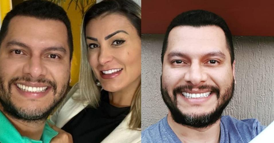 Andressa Urach e Thiago Lopes esperam o primeiro filho do casal