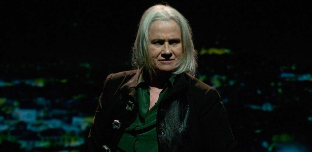 """Vera Holtz é Timon de Atenas, na peça """"Timon de Atenas"""", dirigida por Bruce Gomlevsky - Dalton Valerio"""