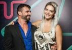 """Casal que venceu """"Power Couple"""" terá quadro no programa da Xuxa - Edu Moraes/Record"""