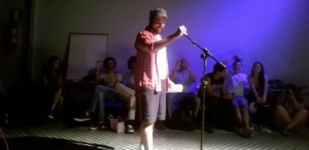 Slam Clube da Luta - Competição de Poesia Falada - Miranda Monteiro