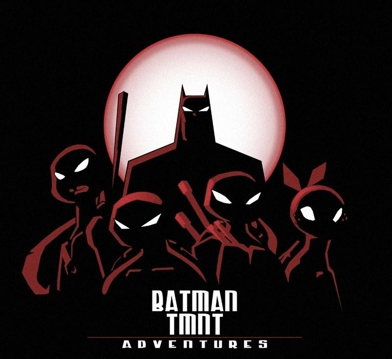 Batman e Tartarugas Ninja vão unir forças em nova série de quadrinhos