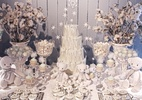 Versátil, tema ursinhos no gelo combina com festa de um ano ou chá de bebê - Divulgação