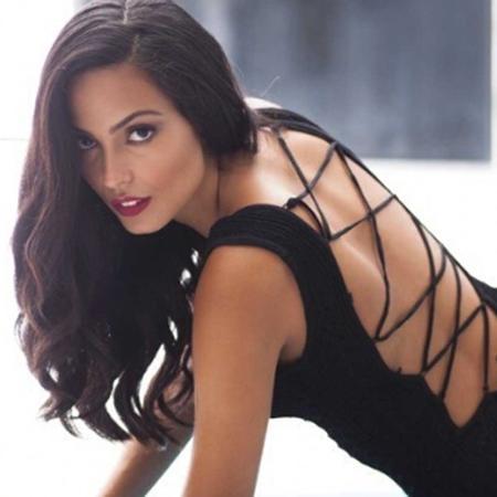 Dayanna Maia, filha do cantor Latino, é modelo e atriz - Divulgação