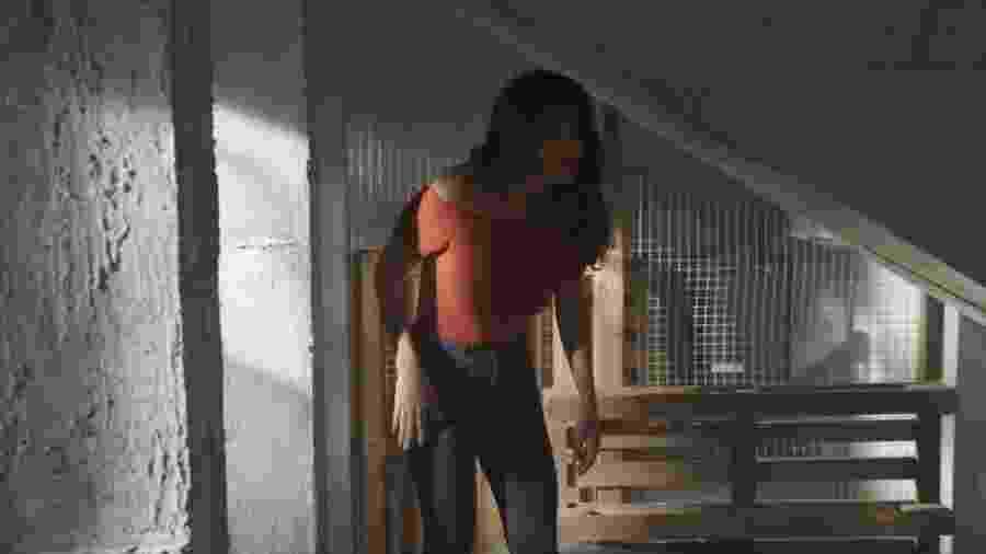 """Em """"A Força do Querer"""", Bibi fica arrasada ao chegar no barraco que vai morar com Rubinho - Reprodução/Gshow"""