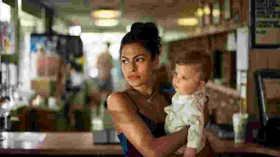 A atriz Eva Mendes deu uma pausa na carreira após dar à luz  - Divulgação
