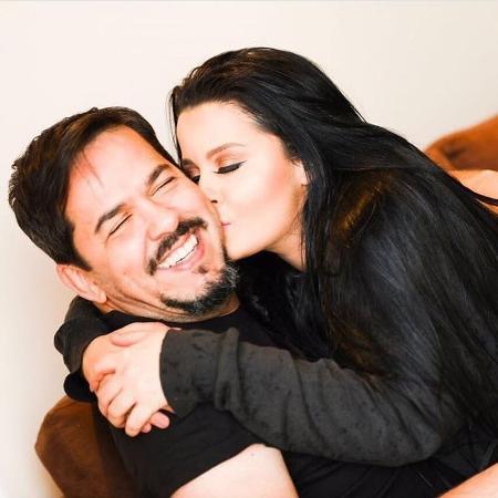 Maraísa e Wendel Vieira estão juntos há um mês - Divulgação