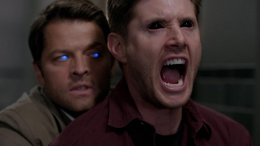 """Cena da série """"Supernatural"""" - Reprodução"""