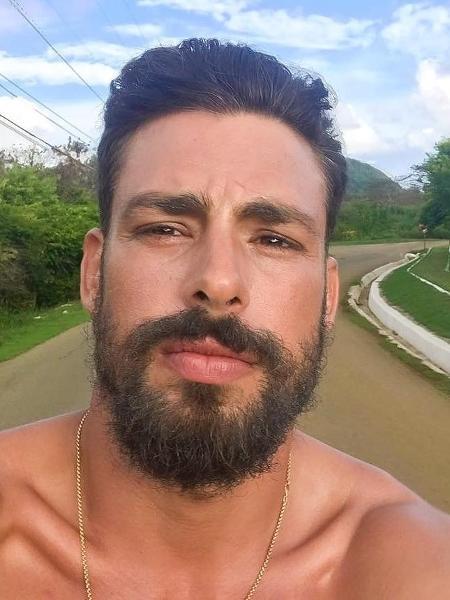 O ator Cauã Reymond - Reprodução/Instagram