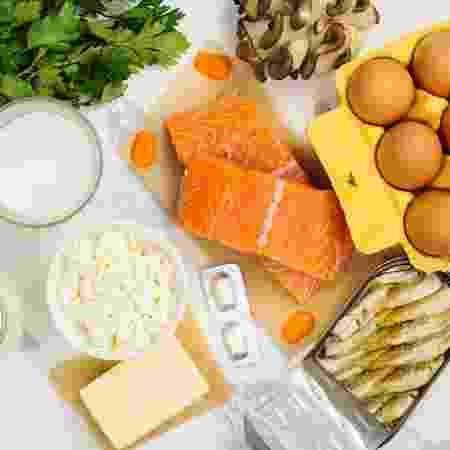 Alimentos Vitamina D - iStock - iStock