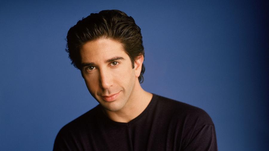 """David Schwimmer, o Ross Geller de """"Friends"""", comentou a falta de representatividade na série - Reproduação"""