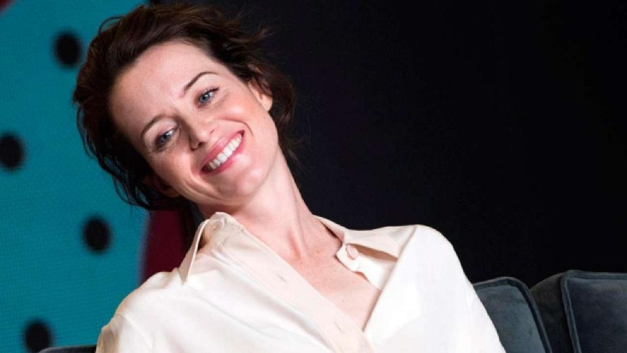"""A atriz britânica Claire Foy, da série """"The Crown"""", que virou """"queridinha"""" em Hollywood - Valerie Macon/AFP"""