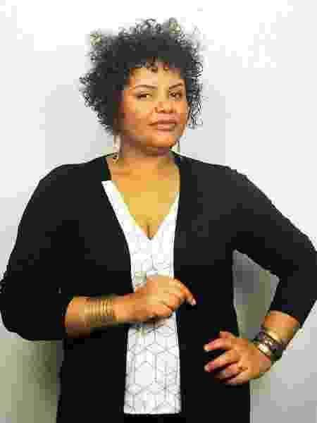 Egnalda Côrtes, 45, viu no audiovisual uma oportunidade para falar sobre preconceito - Arquivo Pessoal