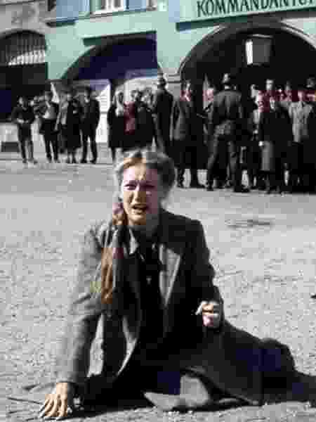 Meryl Streep interpretou uma mulher cristã chamada Inga, casada com um dos filhos de Weiss  - Alamy - Alamy