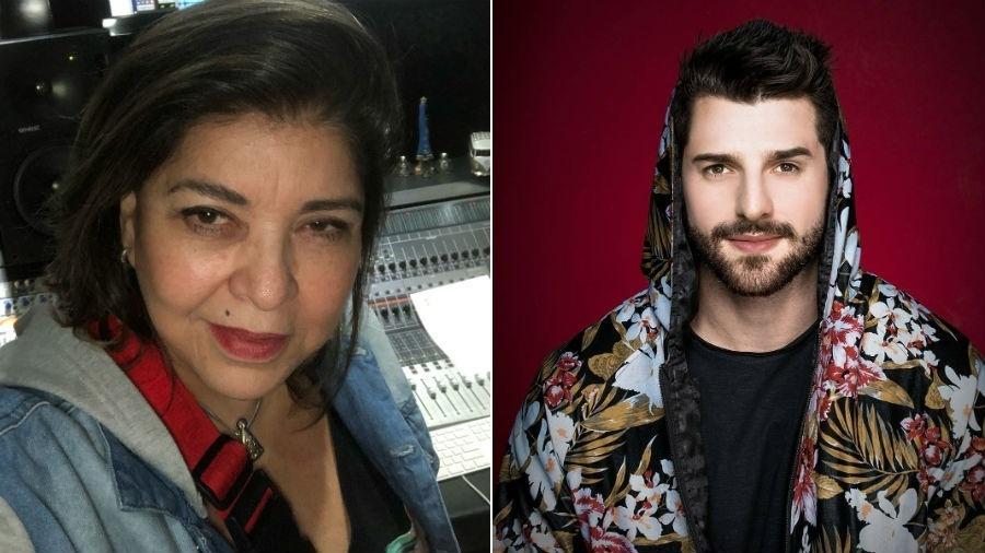 Roberta Miranda quis saber qual o trabalho de um DJ e Alok fez questão de responder - Reprodução/Instagram