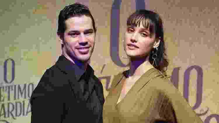 José Loreto e Débora Nascimento se separaram após polêmica - Divulgação/TV Globo