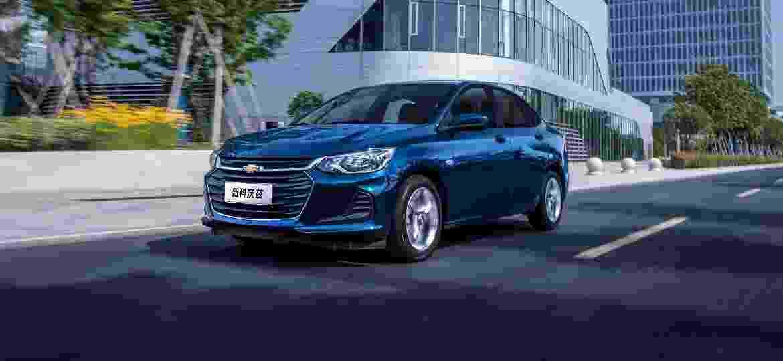 Versão de entrada custa na China equivalente a R$ 51 mil e mantém motor 1.0 turbo com transmissão automática de 6 marchas - Divulgação