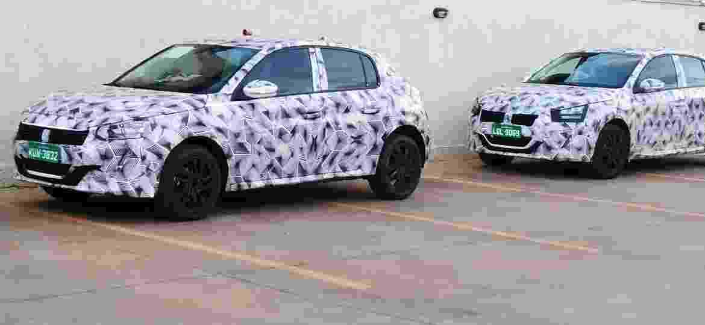 Novo Peugeot 208 será feito na Argentina; versão elétrica é incógnita para cá - Luiz Henrique Neves/UOL