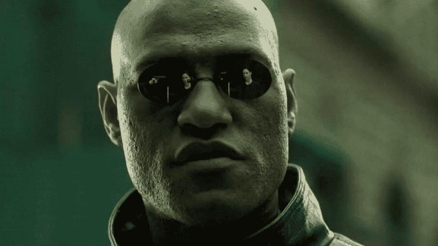 Matrix: Morpheus, intepretado por Laurence Fishburne - Reprodução
