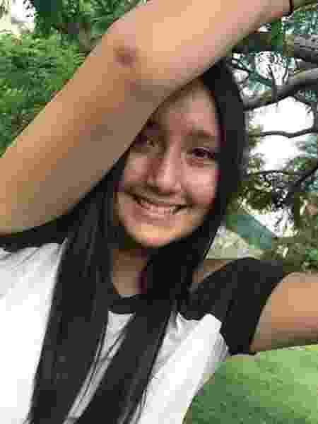 Maria Elena Cruz tinha 16 anos e morreu no acidente - Reprodução/Instagram