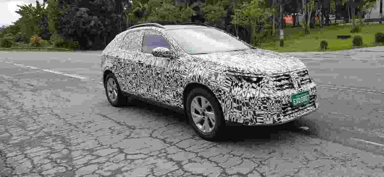 SUV cupê baseado no T-Cross é um dos principais lançamentos de 2020 - Vitor Matsubara/UOL