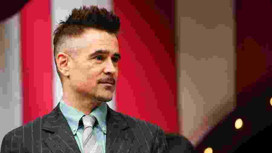 Colin Farrell na pré-estreia de Dumbo - Ken Ishii/Getty Images