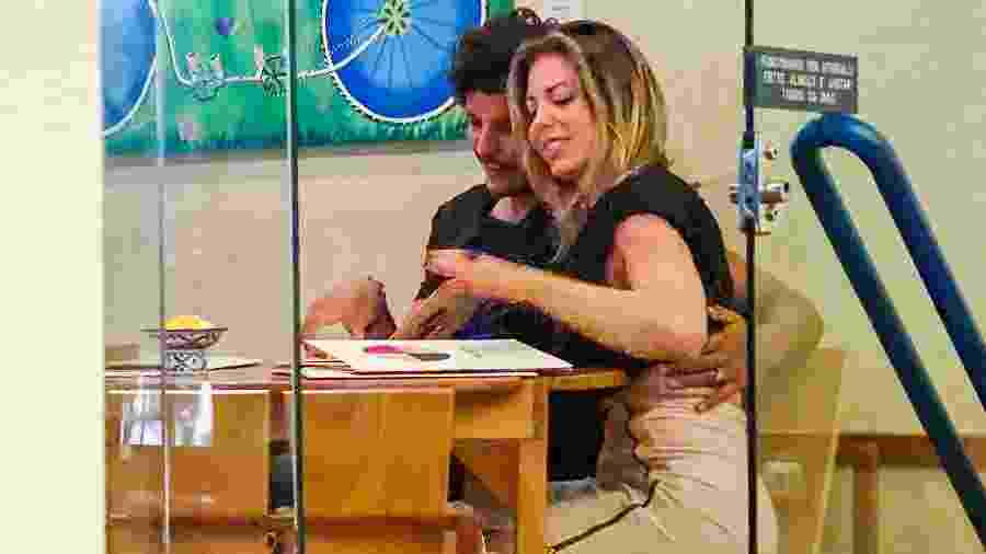 Sheila Mello vive affair com o tenista João Souza, o Feijão  - Brazil News