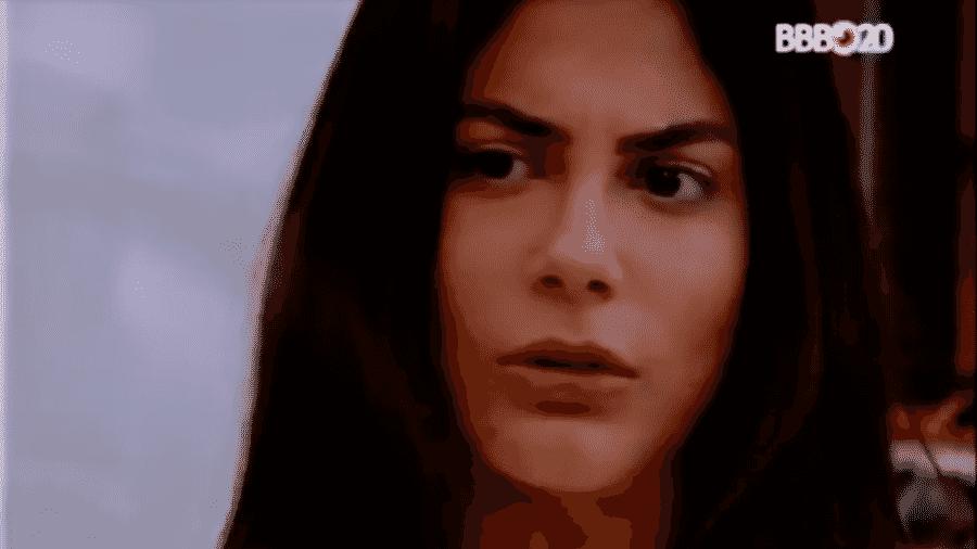 Mari conversa com Flayslane sobre Rafa e Ivy - Reprodução/GlobosatPlay