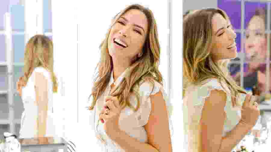 Patrícia Abravanel também vai lançar o seu próprio canal - Gabriel Cardoso/SBT