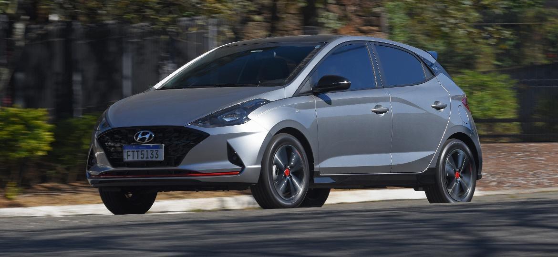 HB20 saltou de 5º lugar para a liderança dos carros mais vendidos na web - Murilo Góes/UOL