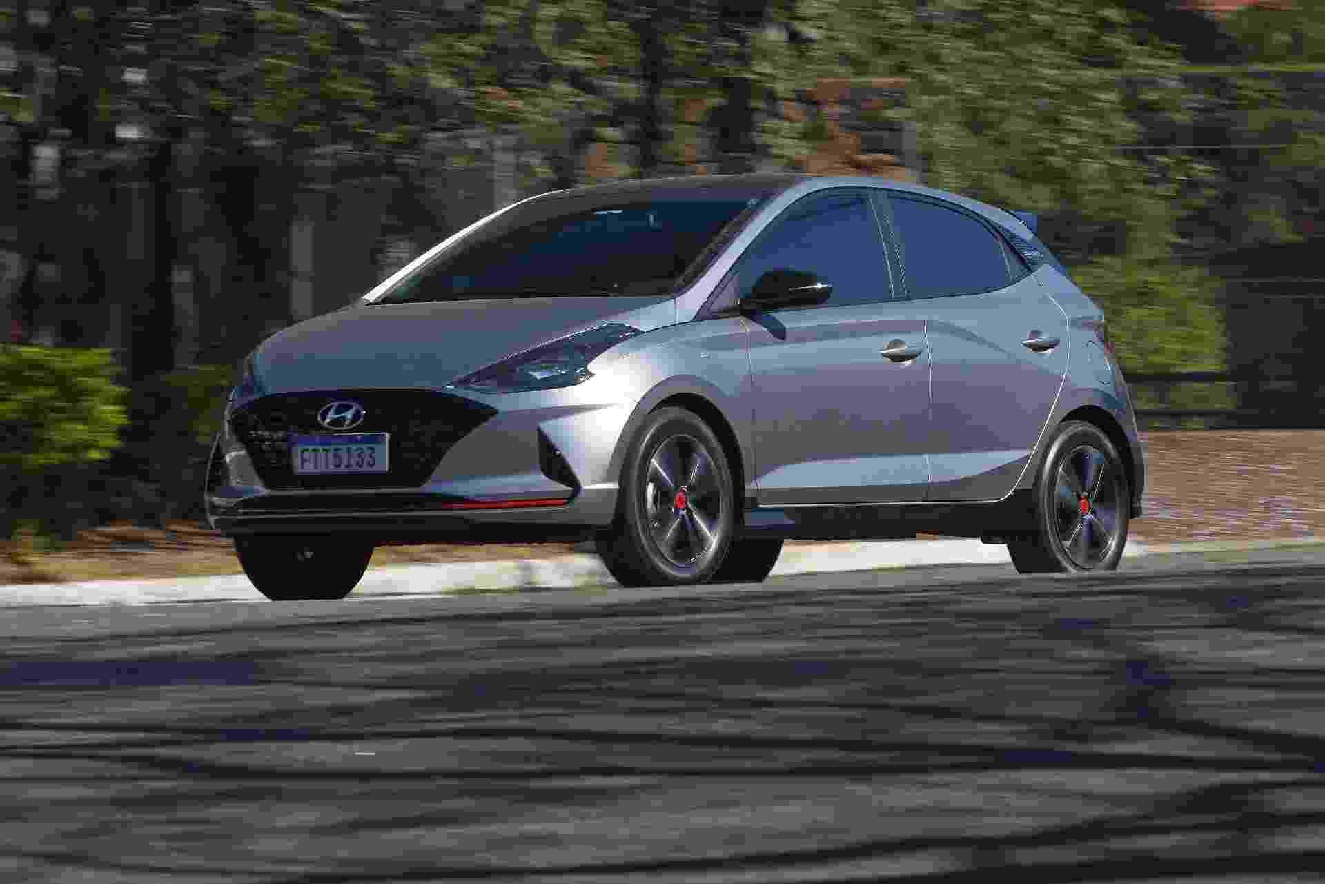 Hyundai HB20 Sport - Murilo Góes/UOL