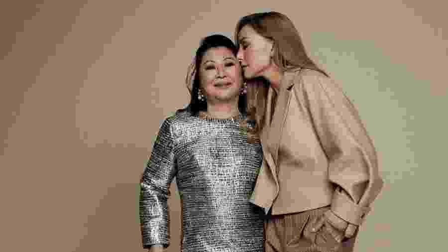 Sabrina Sato e a mãe, Kika, que completa 68 anos - Reprodução/Instagram