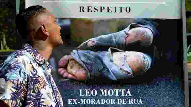 Léo motta - Arquivo Pessoal - Arquivo Pessoal