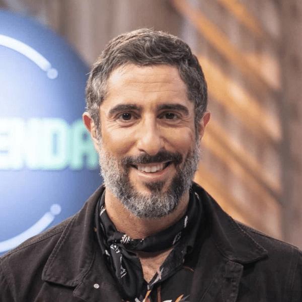 Marcos Mion seria uma ótima opção para a Globo