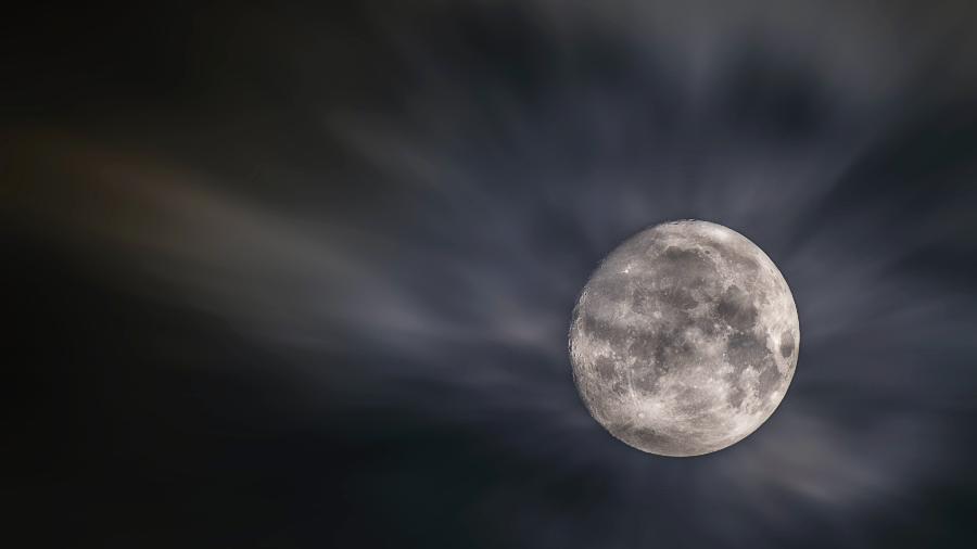 Lua cheia em Virgem acontece no dia 27 - Zoltan Tasi/Unsplash