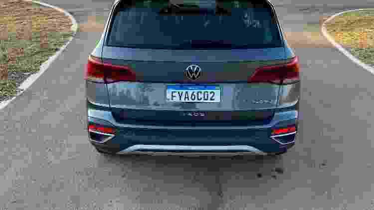 VW Taos Comfortline - José Antonio Leme/UOL - José Antonio Leme/UOL