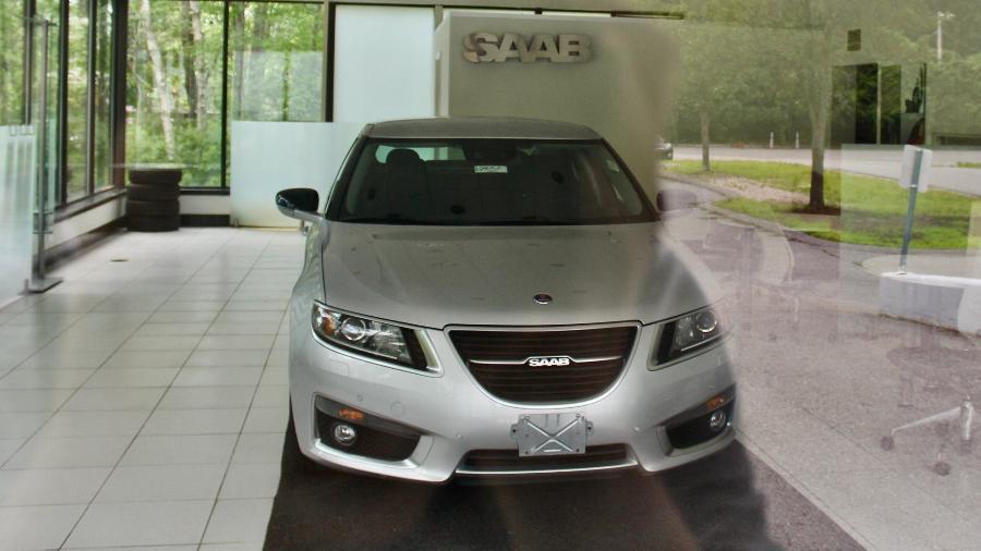 Concessionária abandonada da Saab nos EUA - The Drive